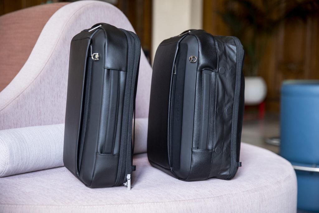 Kabuto lance une version plus grande de sa valise intelligente 1