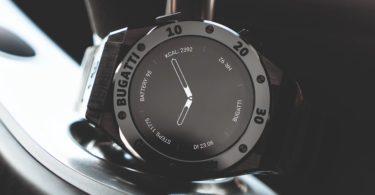 Les smartwatches Bugatti arrivent sur le marché