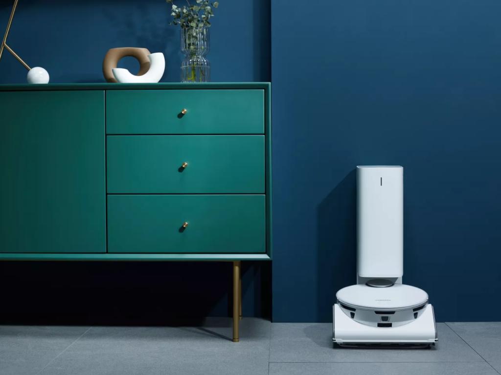 Jet Bot AI+ aspirateur robot Samsung 1