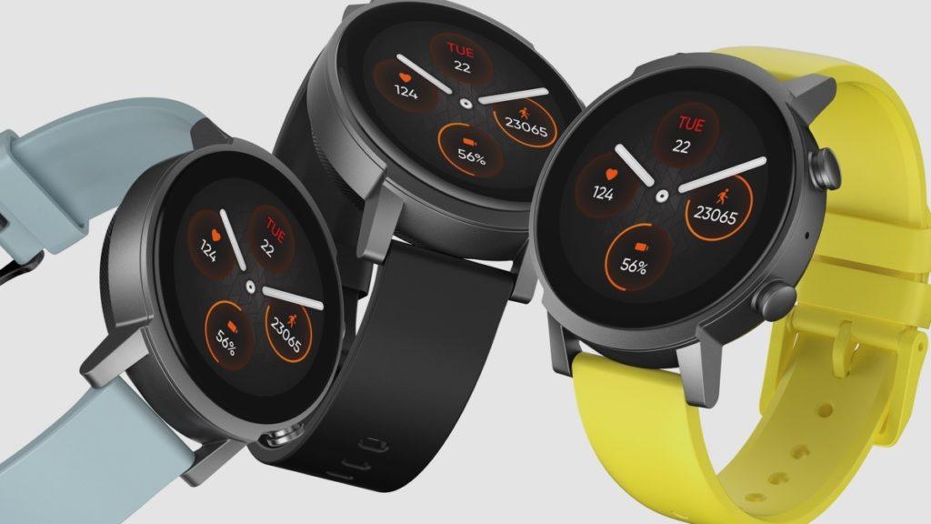 La Ticwatch E3 met l'accent sur le stress et la santé