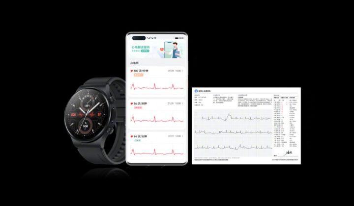 Huawei lance la GT 2 Pro avec ECG et le Band 6 Pro