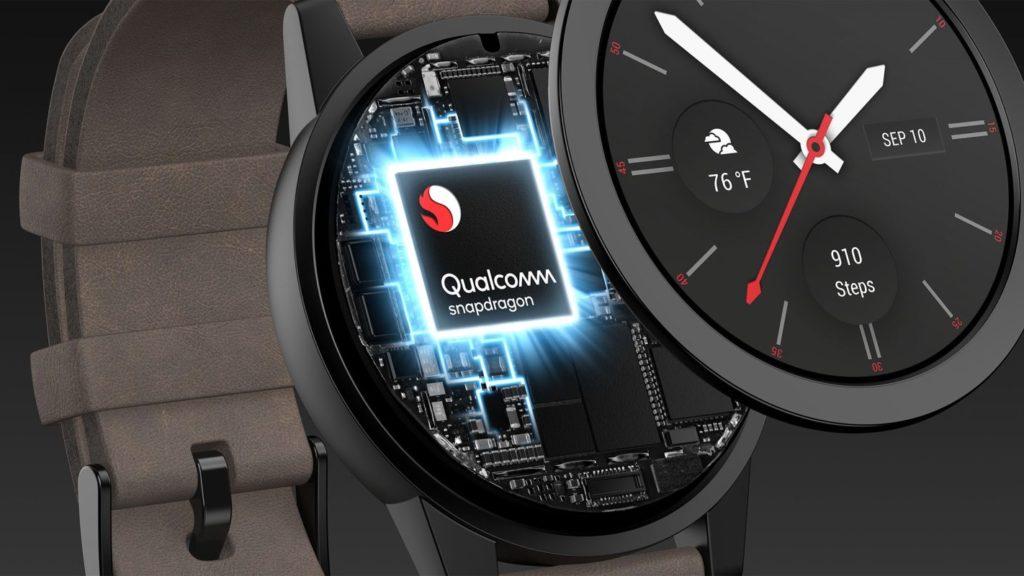 Le Snapdragon Wear 5100 pourrait alimenter les nouvelles smartwatches Wear OS.