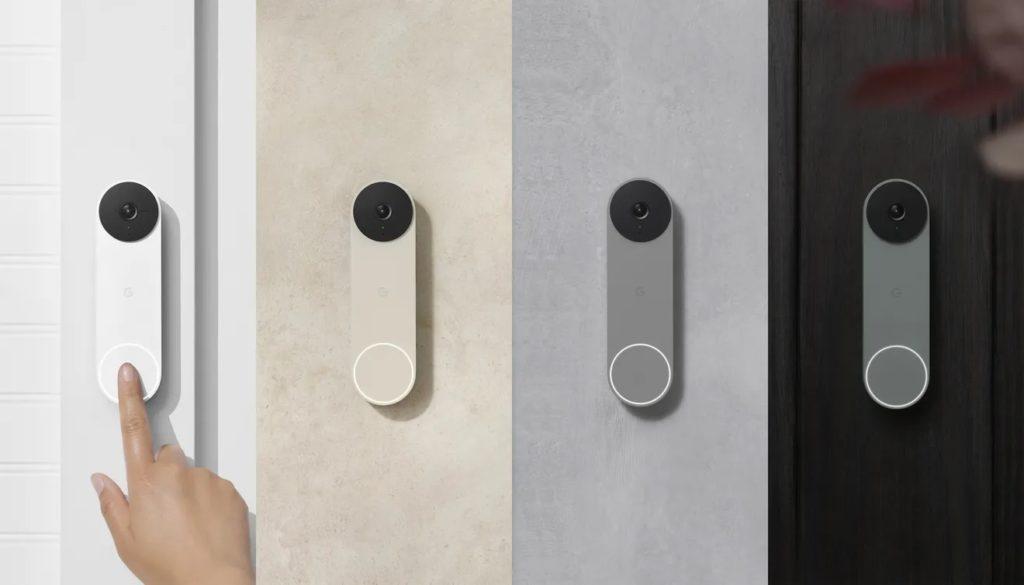Sonnette Nest Doorbell 1