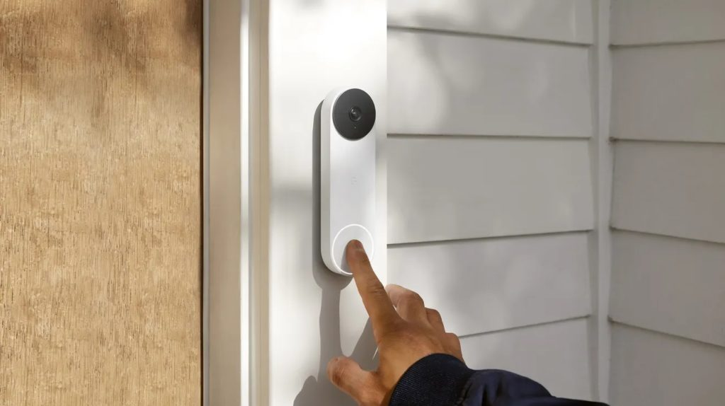 Sonnette Nest Doorbell