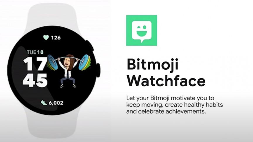 Création d'un cadran de montre par Samsung