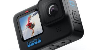 La GoPro Hero10 Black intègre un nouveau processeur pour des vidéos plus nettes et plus fluides
