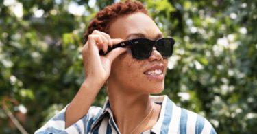 Ray-Ban Stories - Facebook dévoile ses nouvelles lunettes intelligentes