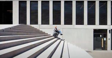 Scewo Bro - Un fauteuil roulant intelligent nouvelle génération