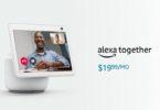 Alexa Togetherun service d'abonnement pour les soins aux personnes âgées