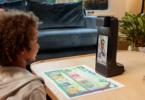 Amazon Glowun dispositif interactif d'appel vidéo pour les enfants et les familles
