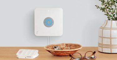 La Ring Alarm Pro d'Amazon combinée à un routeur Eero