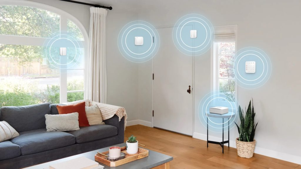 La Ring Alarm Pro d'Amazon est un produit tout en un
