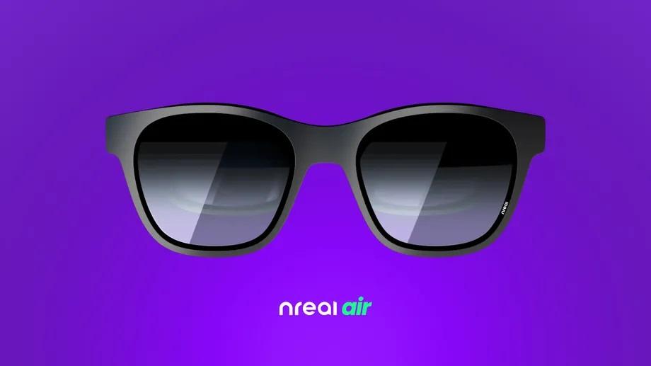 Nreal dévoile ses nouvelles lunettes de soleil à réalité augmentée 1