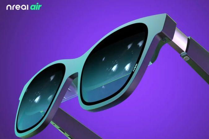 Nreal dévoile ses nouvelles lunettes de soleil à réalité augmentée