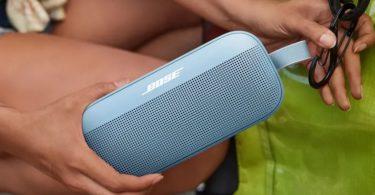 SoundLink Flex - La nouvelle enceinte de Bose a un design robuste et un son étonnant